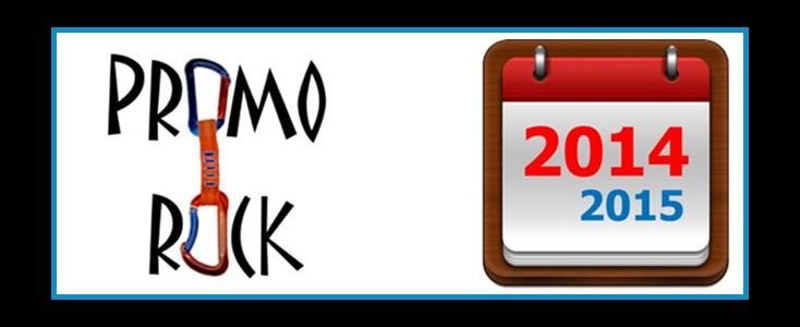 PROMOROCK – CALENDARIO 2014/2015